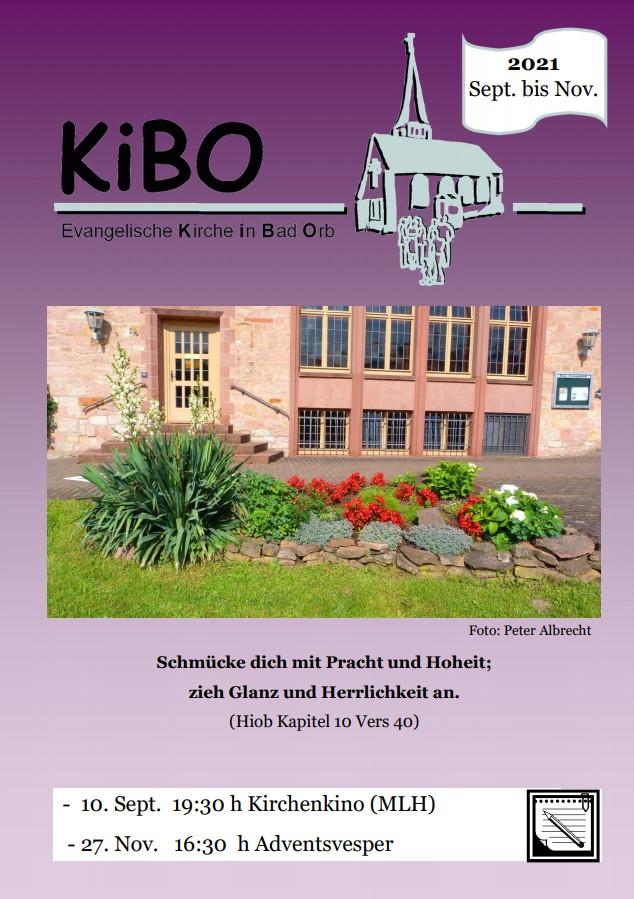 KiBo 2021 2 Titelseite