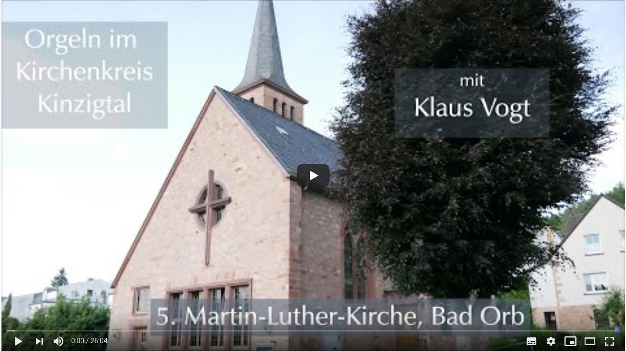 Bad Orber Orgel